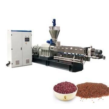 Twin Screw Conveyor Artificial Rice Extruder Machine
