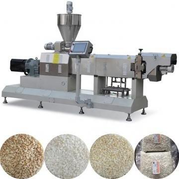 Extruded Artificial Rice Processing Machine