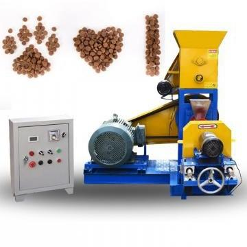 Pet Food Extruder Animal Feed Making Machine Processing Line for Dog Cat Fish Bird Pellet