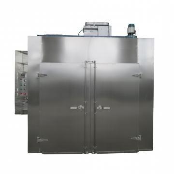 Hot Air Dregs Compost Fertilizer Corn Husk Rotary Dryer Machine