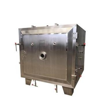 Large Capacity 12 Layer Low Temperature Energy Saving Fruit Vegetable Microwave Vacuum Tray Drying Equipment