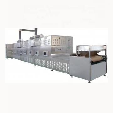 Jinan China Hot Sale Stainless Steel Industrial Tunnel Drying Machine for Microwave Oven Seafood Shrimp Food Dehydrator Machine Low Price