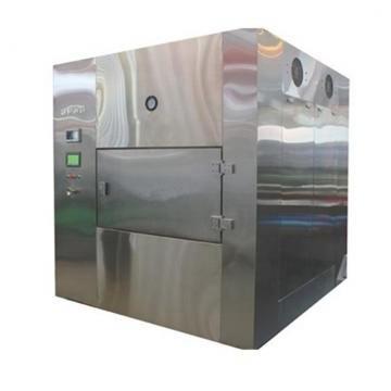 Industrial Vacuum Spice Microwave Drying Machine