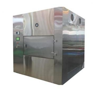 Small Gas Fired Herbal Leaf/Leaves Tunnel Dryer Machine Industrial Lab Magnetron Dryer Microwave Vacuum Drying Machine Price