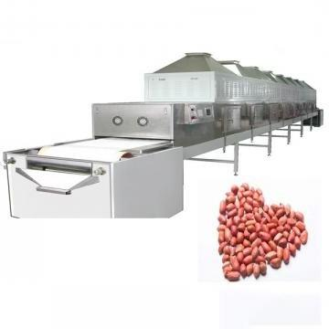 Dryed Fruit Nuts Baking Drying Microwave Equipment
