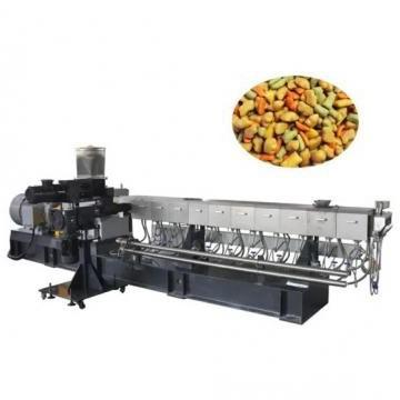 Automatic Animal Food Machine Pet Treats Dog Chews Making Machine