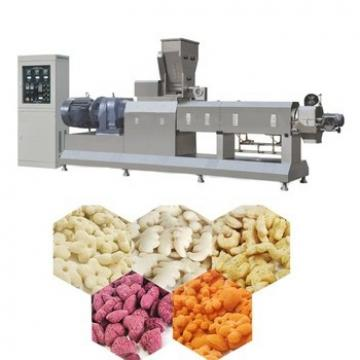 Small Scale Soya Protein Food Cereal Machine