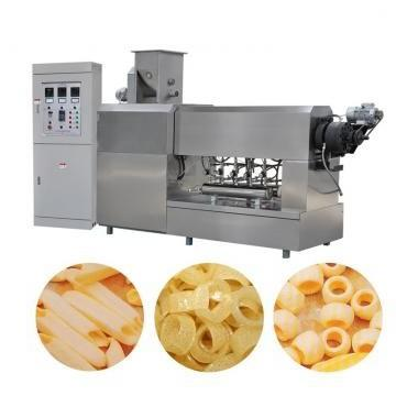 Rice Cereal Grains Bulking Puffing Snack Machine