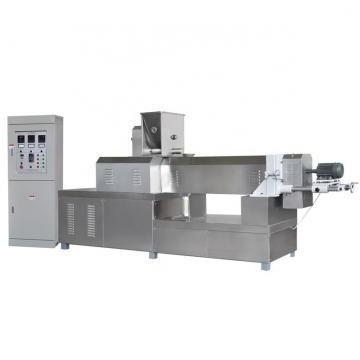 Semi Auto Air Flow Pop Rice Snack Rice Puffed Making Machine