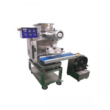 Automatic Food Snack Puffing Machine/Puffed Snack Spraying Flavour Machine