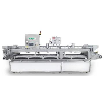 Automatic Vacuum Molding PS Foam Disposable Pizza Box Hamburger Cartons Take Away Food Container Production Line