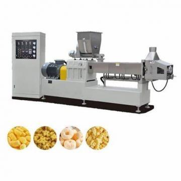 3D Snacks Food Process Line Automatic Pellet Snacks Food Making Machines