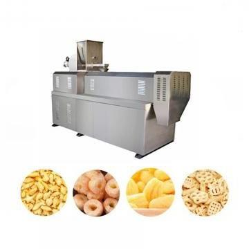Automatic Corn Puffs Snacks Making Extruder Making Kurkure Machine Price