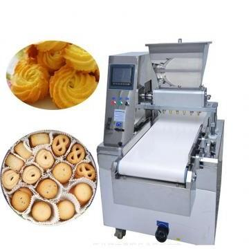High Capacity Automatic Electric Caramel Popcorn Making Machine Industrial Snack Food Machine Approved by Ce Certificate