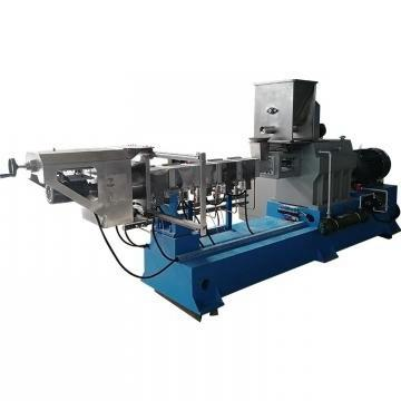 0.7-0.8t/H Floating Pellet Feed Mill Fish Feed Production Line