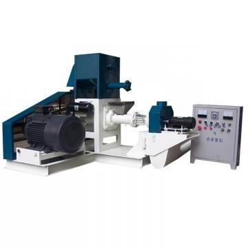 Floating Fish Feed Pellet Machine Processing Plant Extruder for Fish Food Production Line