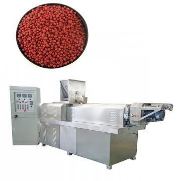 Pet Food Production Line Aquatic Floating Fish Feed Machine Plant