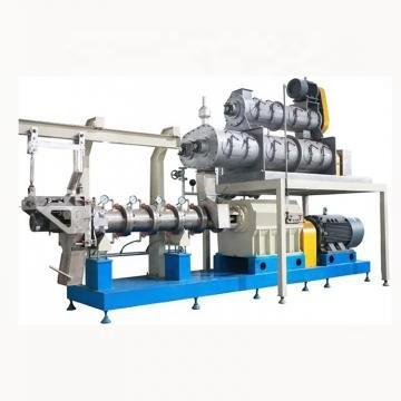 Floating Fish Feed Pellet Making Machine Fish Food Production Line Feed Extruder
