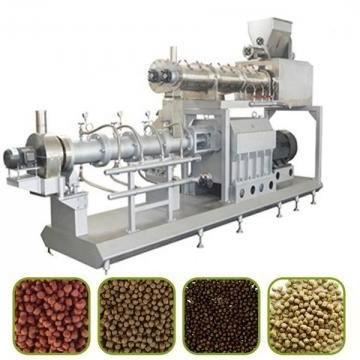 Full Automatic Pellet Floating Fish Feed Production Plant Line Supplier
