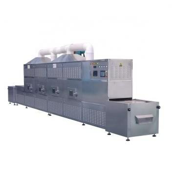 PLC Spice Microwave Drying Sterilization Machine with CE Certification