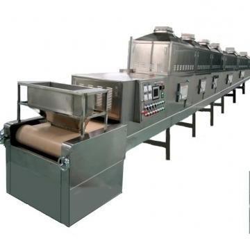 Industrial Microwave Drying Sterilization Equipment Conveyor Belt Dryer Machine