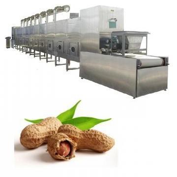 Industrial Tunnel Microwave Food Grain Nuts Spice Herbal Tea Powder Dryer Roasting Drying Curing Sterilization Machine