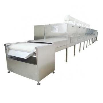 Microwave Drying Sterilization Machine for Perilla Herbs