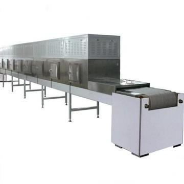 Energy - Saving Green Cardamom Tunnel - Type Microwave Sterilization Dryer