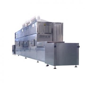 Tunnel Microwave Sterilization Prawns Seafood Drying Machine