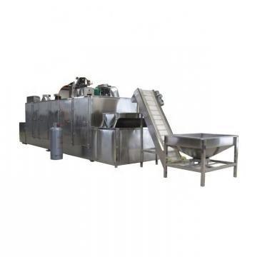 Automatic Tunnel Microwave Dryer Chinese Yam Sterilization Machine
