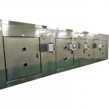 Electric Continuous Tunnel-Type Microwave Oven Dryer