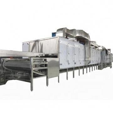 Automatic Tunnel Microwave Dryer Shiitake Mushrooms Sterilization Machine