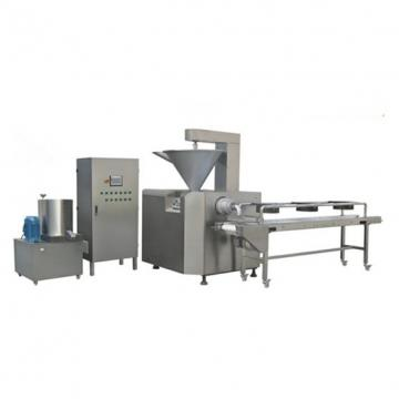 China New Automatic Small Chocolate Protein Bar Production Line
