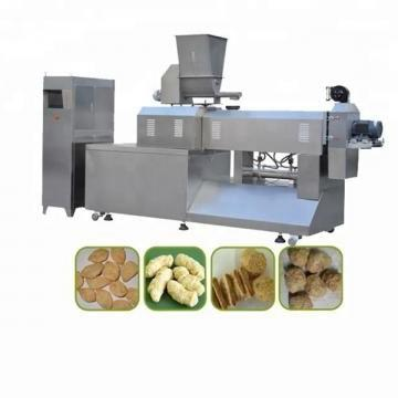 Easily Operated Chocolate Protein Bar Making Machine Production Line