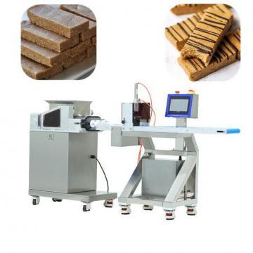 Fully Automatic Vegetarian Meat Soya Bars Making Machine