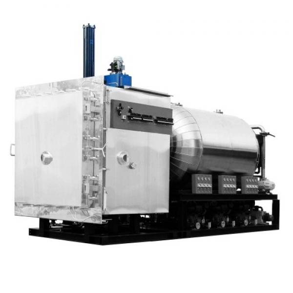 Best Quality Industrial Double Cone Rotary Vacuum Dryer #1 image