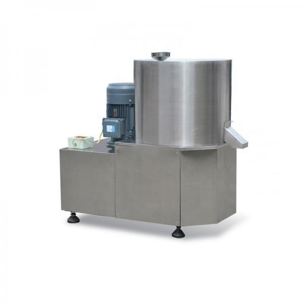 Automatic Extrusion Nutritional Rice Artificial Rice Making Machine #1 image