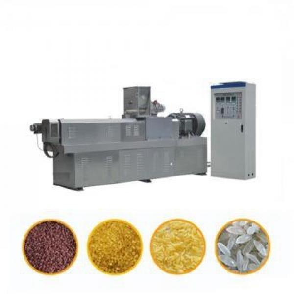 Automatic Extruded Artificial Rice Making Machine #2 image