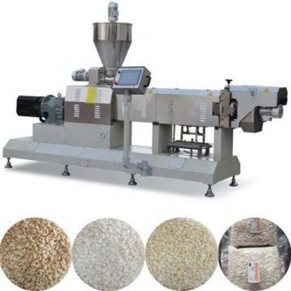 China Automatic Industrial Nutrition Artificial Rice Extruder Machine #1 image