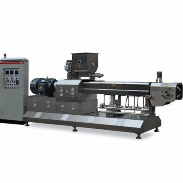 Industrial Steam Rice Machine Artificial Rice Extruder Fortified Rice Machine #1 image