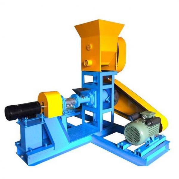 Full Automatic Pet Dog Fish Pellet Food Machine/Lowest Price Fish Food Making Machine #2 image