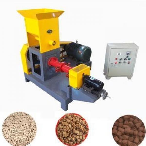 Animal Pet Dog Cat Feed Pellet Food Processing Making Machine #2 image