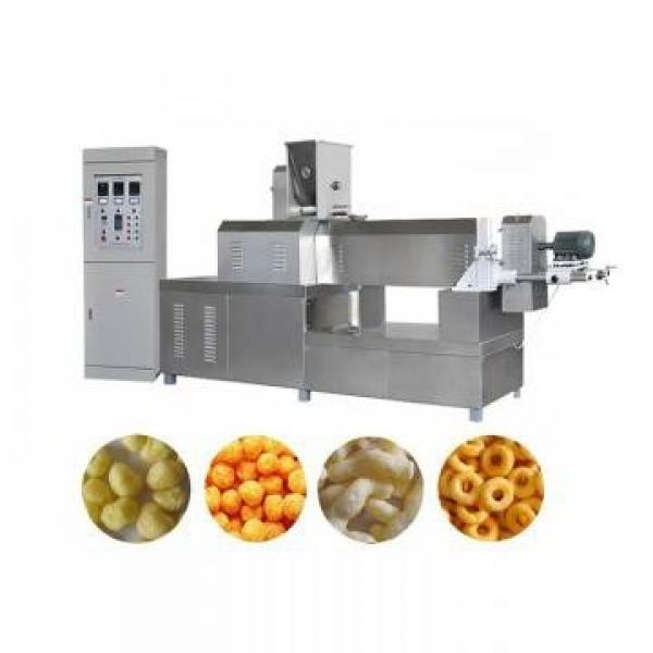Dry Poultry Animal Pet Dog Cat Food Making Machine Chicken Bird Floating Sinking Fish Feed Pellet Production Maker Processing Machinery Plant #2 image