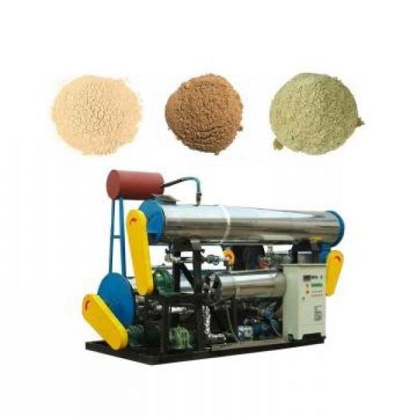 Full Automatic Pet Dog Fish Pellet Food Machine/Lowest Price Fish Food Making Machine #3 image