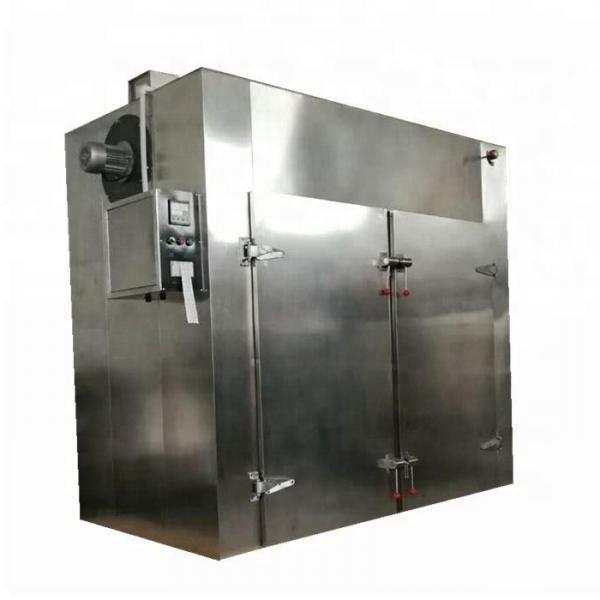 Hot Air Recycling Drying Machine (Tray Dryer) for Tea Herb #3 image