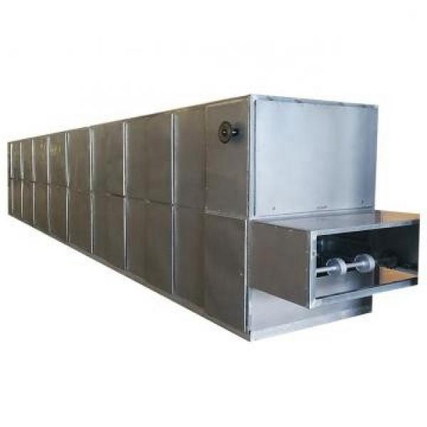 Hot Air Dregs Compost Fertilizer Corn Husk Rotary Dryer Machine #1 image