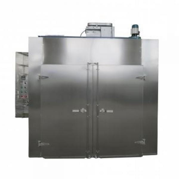 Hot Air Dregs Compost Fertilizer Corn Husk Rotary Dryer Machine #2 image