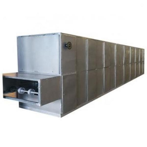 Hot Air Dregs Compost Fertilizer Corn Husk Rotary Dryer Machine #3 image