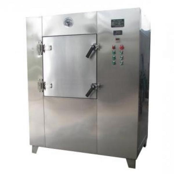 Digital Intelligent 380V Microwave Vacuum Tray Drying Equipment for Food Processing/Pharmaceutical/Chemical/Agricultural Industries #2 image