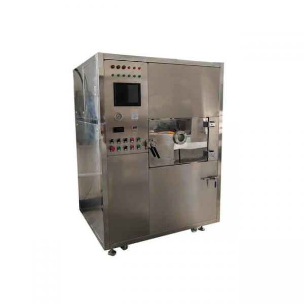 Microwave Vacuum Drying/Dryer/Drier/Puffing Machinery for Slices #3 image
